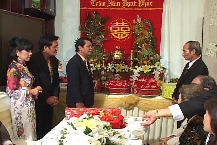 Dịch vụ cho thuê người đại diện cưới hỏi